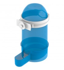 BEBED/COMED PLAST AVES 0.8L AZUL C/ACCES