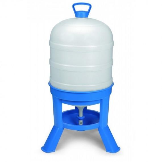 Bebedero 40 litros con patas
