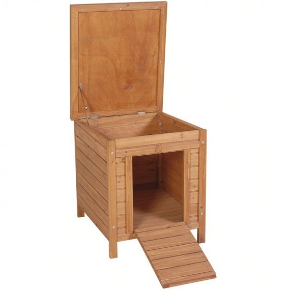 Caseta madera modelo Lisboa
